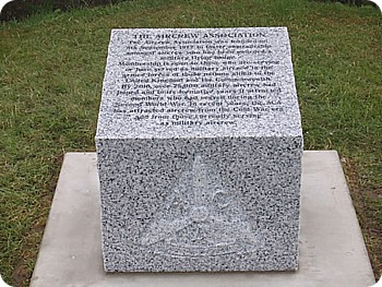 Aircrew Association Stone