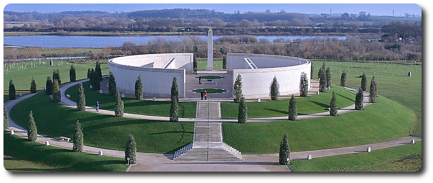 National Memorial Arboretum, Staffs.