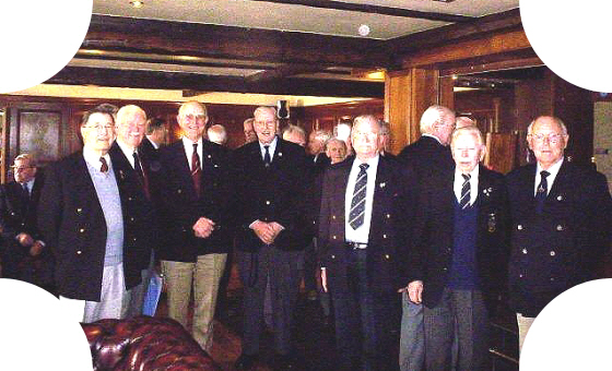 Saltire Branch Members Group, Officers' Mess, RAF Leuchars